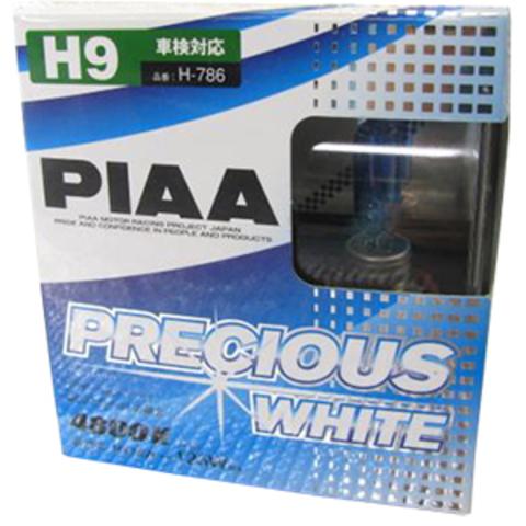 Галогенные лампы PIAA H9 H-786 (4800K) Precious White