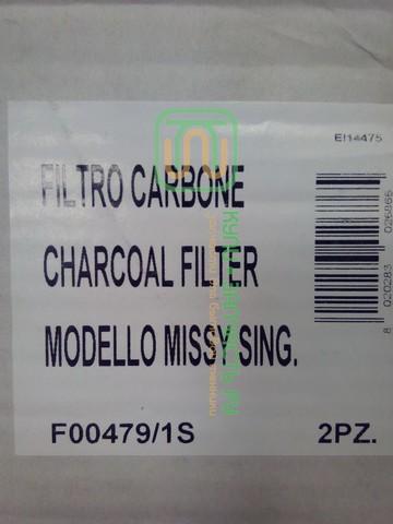Комплект угольных фильтров для вытяжки Elica (Элика) F00479