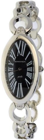 Купить Наручные часы Romanson RM0348LWBK по доступной цене