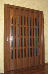 Двери с витражами, высота от 2,03 до 2,5 м
