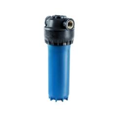 Корпус предфильтра Аквафор для холодной воды Армированный (синий), арт.И5699