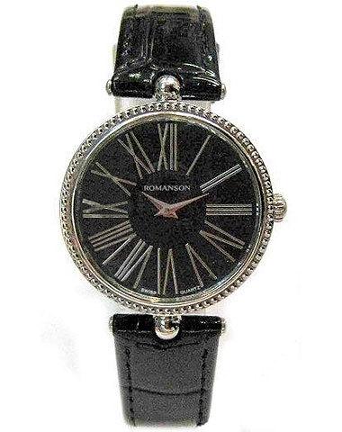 Купить Наручные часы Romanson RL0362LWBK по доступной цене