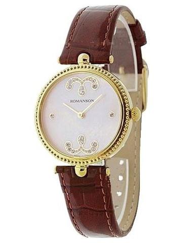 Купить Наручные часы Romanson RL0363LJPINK по доступной цене