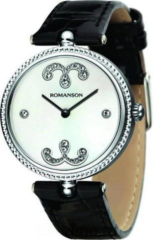 Купить Наручные часы Romanson RL0363LWWH по доступной цене