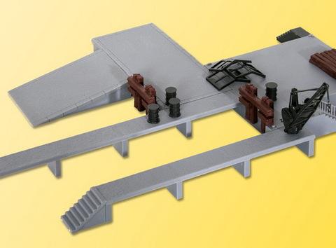 38620 Kibri  Погрузочная платформа