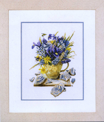 Lanarte Marjolein Bastin Violet bouquet