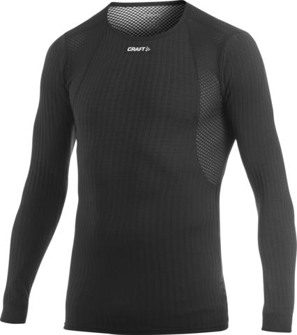 Термобелье Рубашка Craft Active Extreme Concept Black мужская