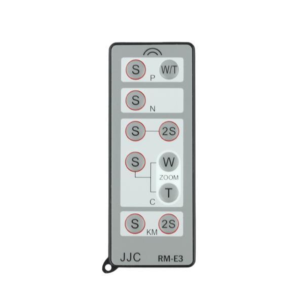 JJC RM-E3 инфракрасный пульт дистанционного управления спуском затвора фотокамеры обеспечивает идентичную функциональность, как пульты