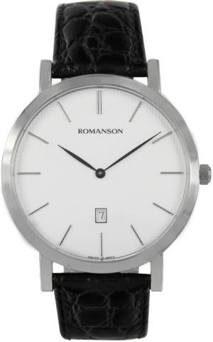 Купить Наручные часы Romanson TL5507XWWH по доступной цене