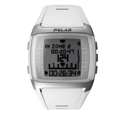 Купить Пульсометр для фитнеса Polar FT60F White по доступной цене