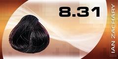 8.31 Светло-табачный блондин IAN ZACHARY