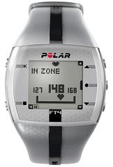 Пульсометр для фитнеса Polar FT4M Silver