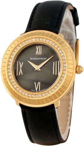 Купить Наручные часы Romanson RL0385TLGBK по доступной цене