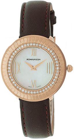Купить Наручные часы Romanson RL0385TLRWH по доступной цене
