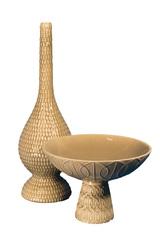 Элитная ваза декоративная East высокая от S. Bernardo