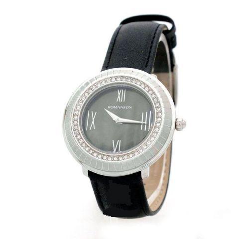 Купить Наручные часы Romanson RL0385TLWBK по доступной цене