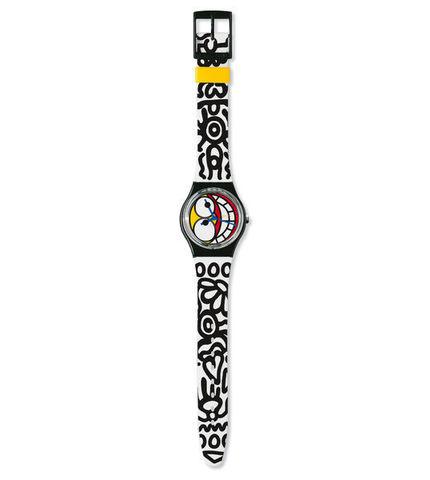 Купить Наручные часы Swatch GB186 по доступной цене