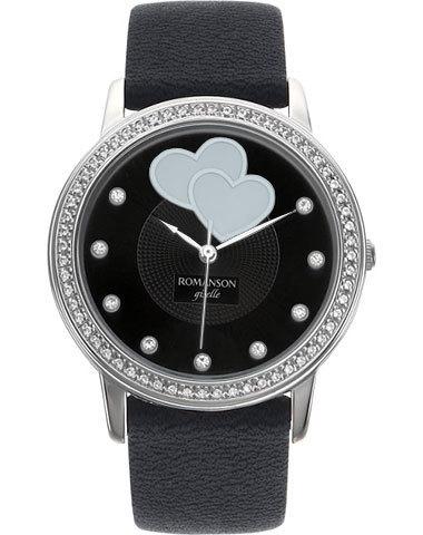 Купить Наручные часы Romanson RL8254QLWBK по доступной цене