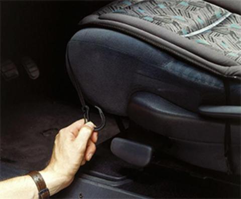 Накидка с подогревом Waeco MagicComfort MH-40GS