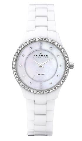Купить Наручные часы Skagen 347SSXWC по доступной цене