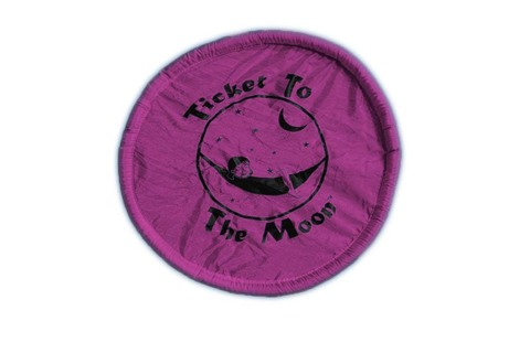 фрисби Ticket To The Moon Pink