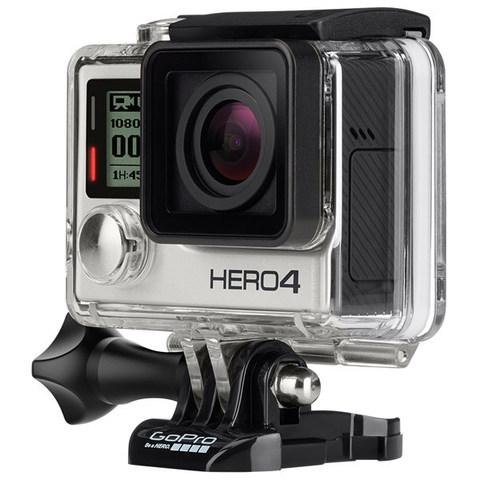 Купить Видеокамера экшн GoPro Hero 4 Silver Edition - Adventure (CHDHY-401) по доступной цене