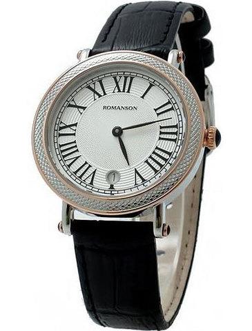 Купить Наручные часы Romanson RL1253LJWH по доступной цене