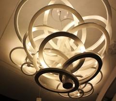 светодиодная люстра 15-135 ( ELITE LED LIGHTS)
