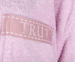 Элитный махровый халат Golf розовый от Trussardi