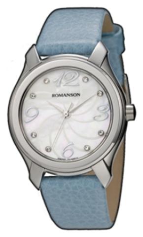 Купить Наручные часы Romanson RL3214LWWH по доступной цене