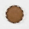 Сеттинг - основа для камеи или кабошона 15 мм (оксид меди) ()