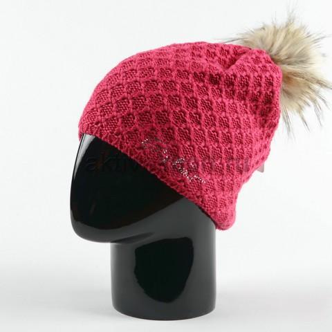 шапка Eisbar Ashley Lux Crystal 442