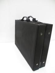Чемодан раскладной для транспортировки, хранения и демонстрации оправ (малый) (8х2)х2 на 32 шт.