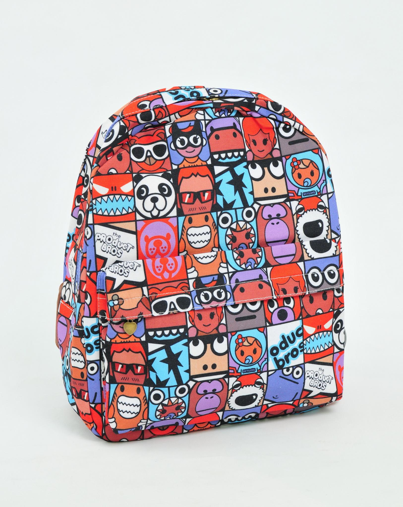 Рюкзак Colorful Life Bros 2