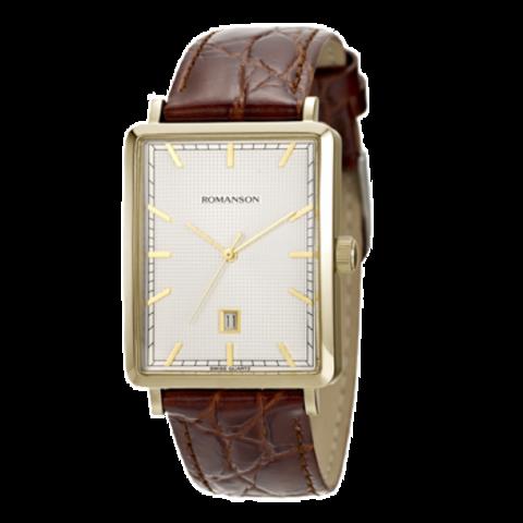 Купить Наручные часы Romanson DL5163LCWH по доступной цене