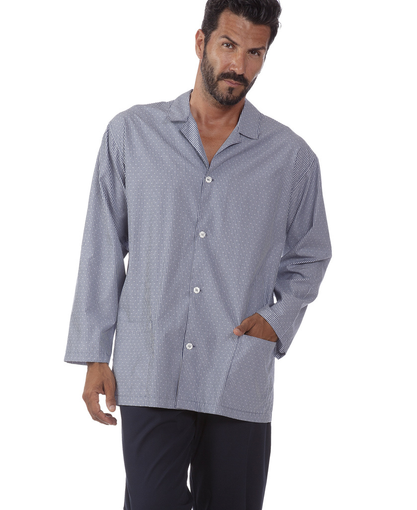 Мужская пижама B&B (Домашние костюмы и пижамы)