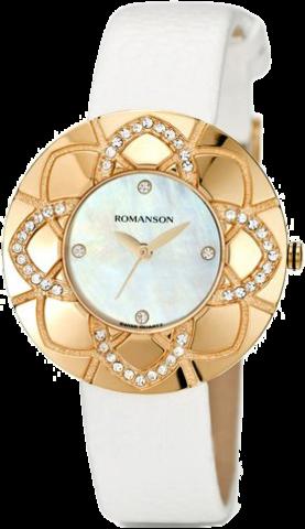 Купить Наручные часы Romanson RL1265TLRWH по доступной цене