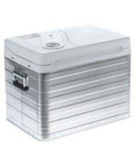 Автохолодильник Mobicool Q40 AC/DC, 39л, охл., колеса, алюмин. отделка, пит. 12/220В