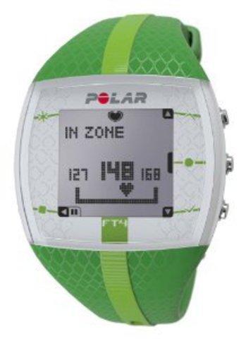 Купить Пульсометр для фитнеса Polar FT4M Green по доступной цене