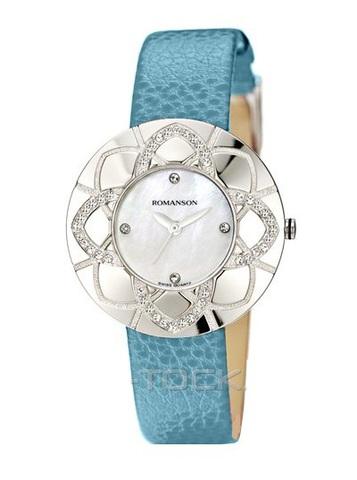 Купить Наручные часы Romanson RL1265TLWWH по доступной цене