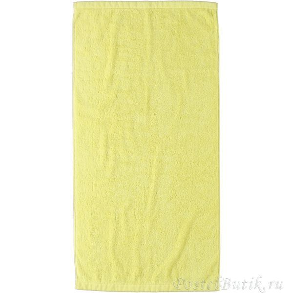 Полотенца Полотенце 50x100 Cawo Life Style 7007 Uni лимонное elitnoe-polotentse-mahrovoe-life-style-7007-uni-limonnoe-ot-cawo-germaniya-50x100.jpg