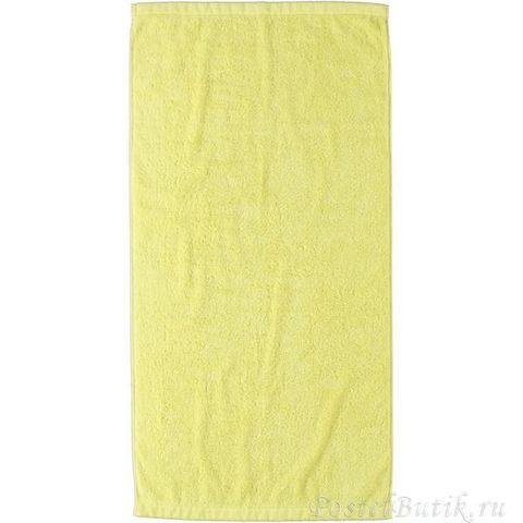 Полотенце 50x100 Cawo Life Style 7007 Uni лимонное