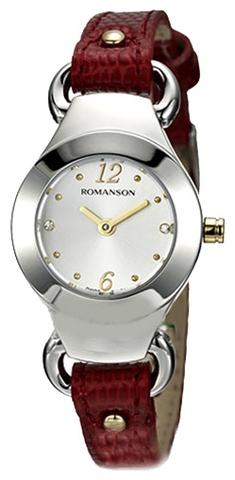 Купить Наручные часы Romanson RN2633LCWH по доступной цене