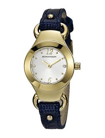 Купить Наручные часы Romanson RN2633LGWH по доступной цене