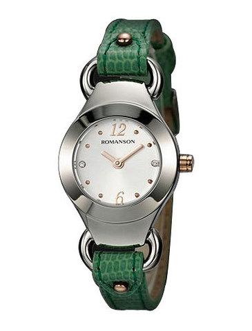 Купить Наручные часы Romanson RN2633LJWH по доступной цене