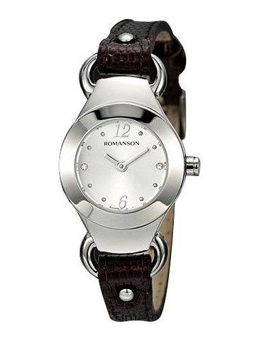 Купить Наручные часы Romanson RN2633LWWH по доступной цене