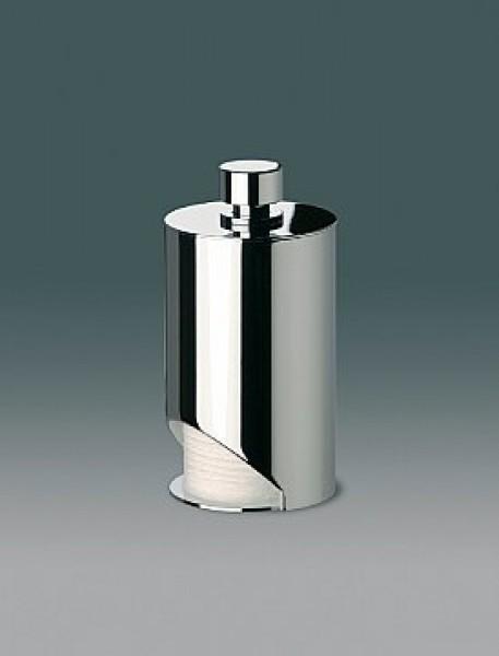 Ванная Емкость для ватных дисков Windisch 88123CR Plain dispenser-dlya-vatnyh-diskov-88123-plain-ot-windisch-ispaniya.jpg
