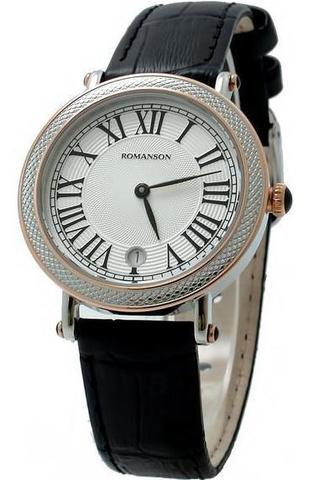 Купить Наручные часы Romanson RL1253LCWH по доступной цене