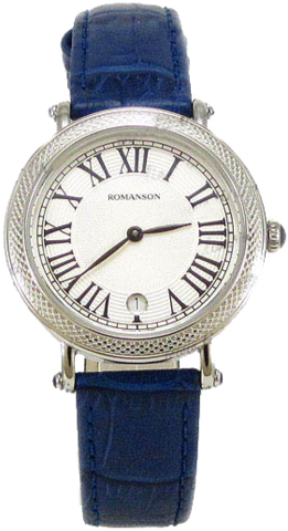 Купить Наручные часы Romanson RL1253LWWH по доступной цене