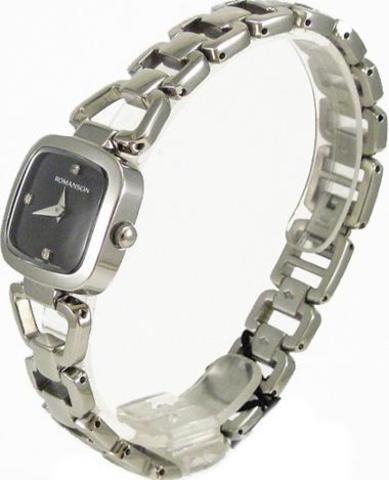 Купить Наручные часы Romanson RM0366LWBK по доступной цене